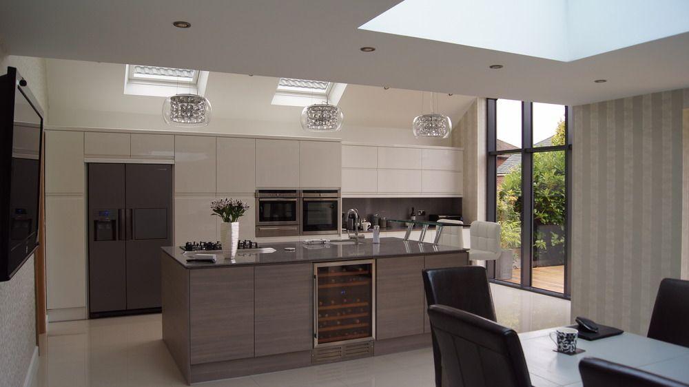 Kitchen extension ideas for semi detached houses google for Kitchen ideas extension