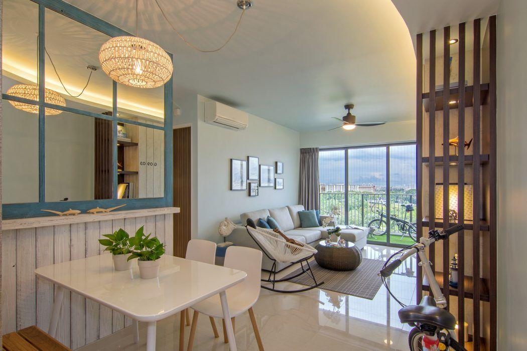 Beach House Apartment By Vievva Designers