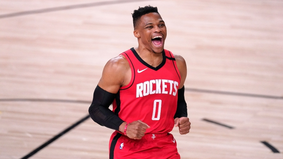 Russell Westbrook Arrives At The Washington Wizards And John Wall Will Go To The Houston Rockets In 2020
