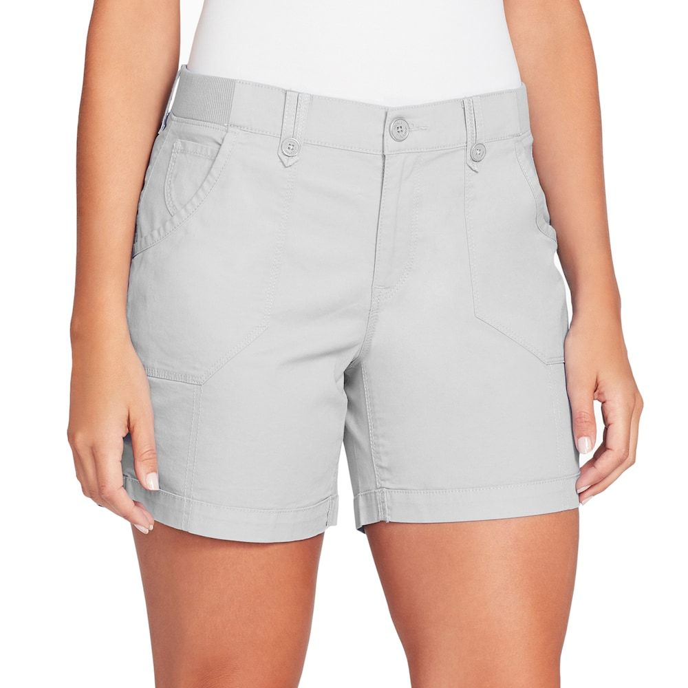 b80f1bdfbd Women's Gloria Vanderbilt Cathy Comfort Waist Cargo Shorts | Products