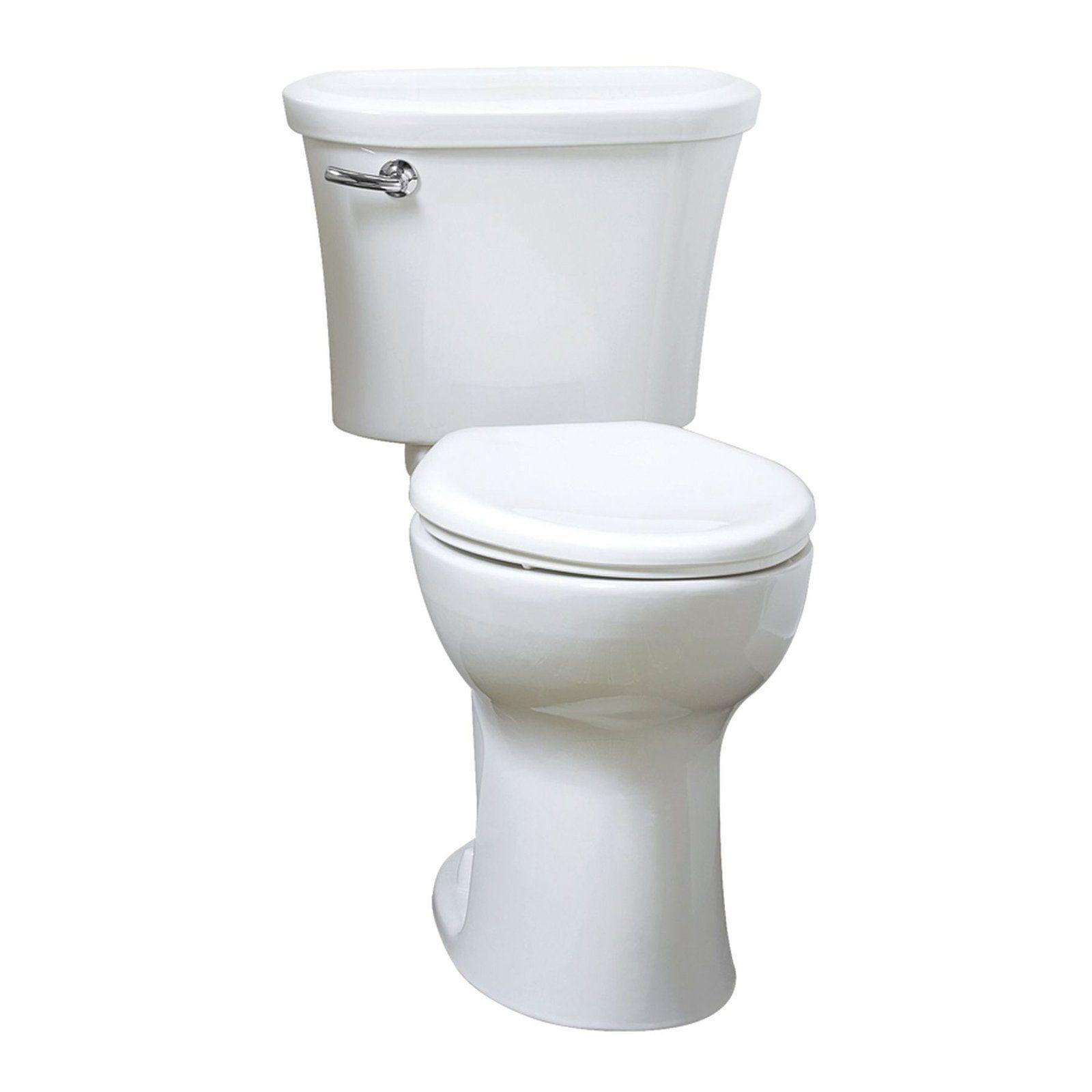 American Standard Tropic Cadet Pro Round Toilet - 217DA.104.222 ...