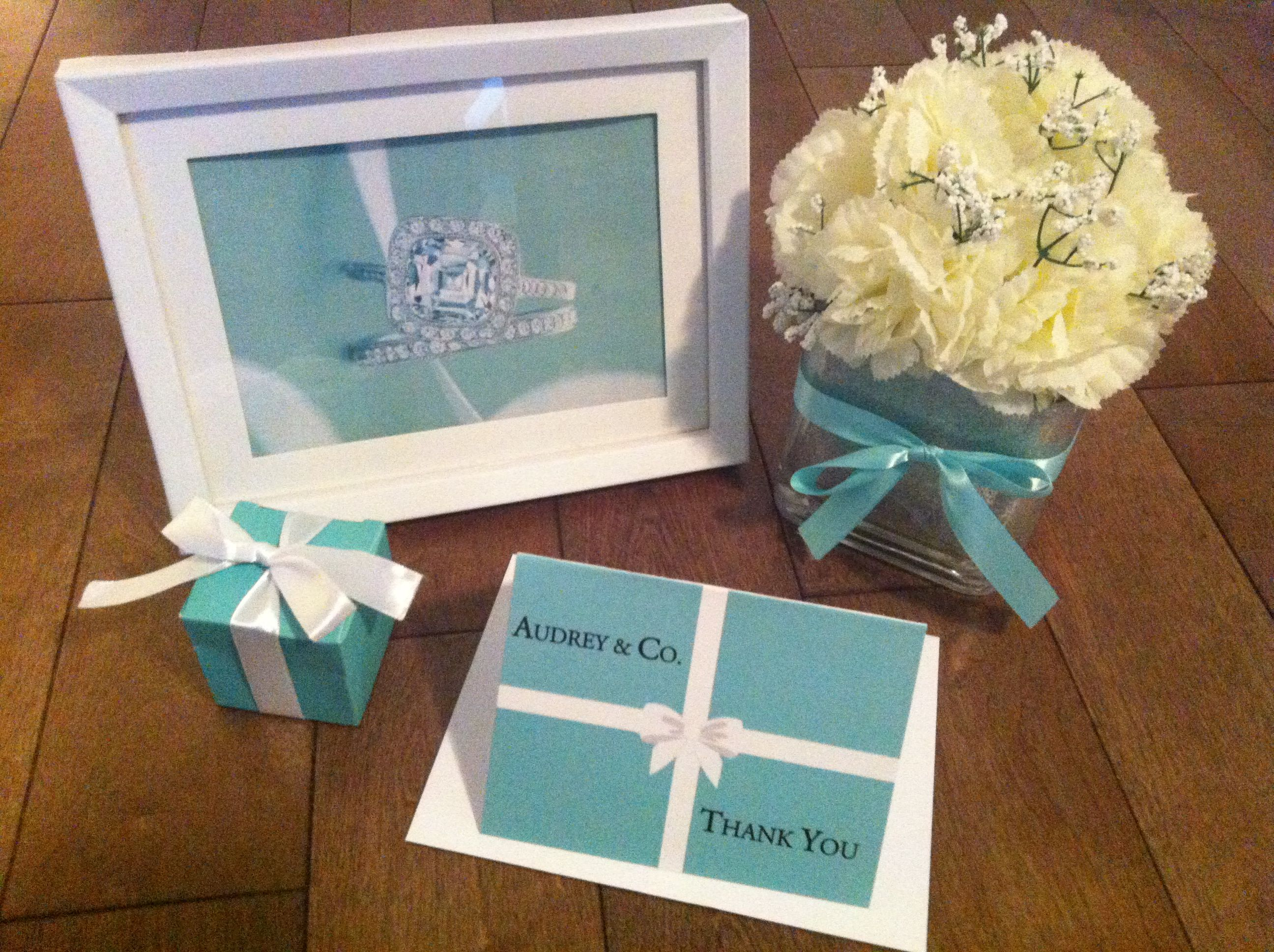 Specializing In Custom Decor For Tiffany And Co Inspired Baby