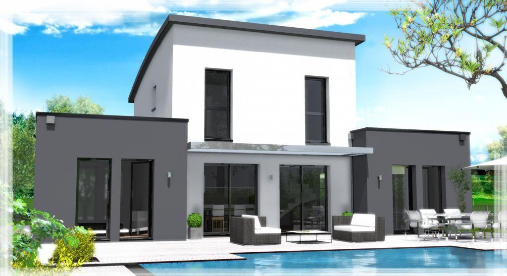 Faire Construire Sa Maison Par Le Constructeur De Maison Habitat Plus :  Plans De Maison Personnalisés, Modèles De Maisons, Terrain Constructible