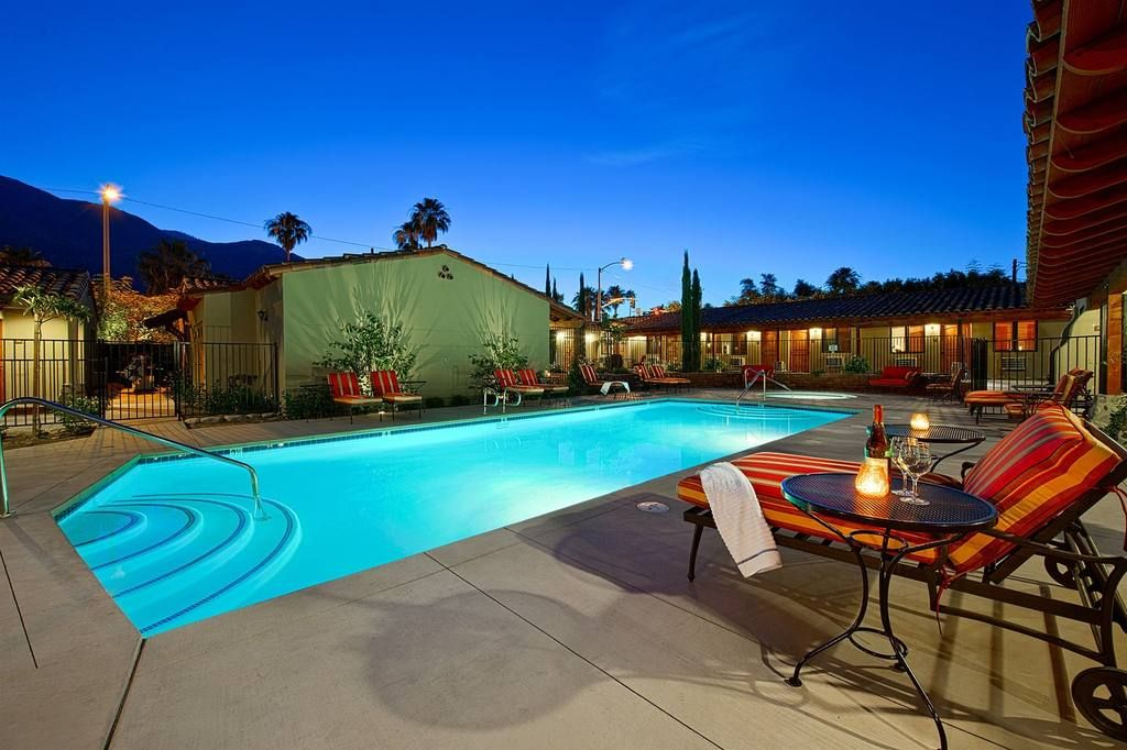 Photos - Los Arboles Hotel & El Mirasol Restaurant - Palm Springs, CA