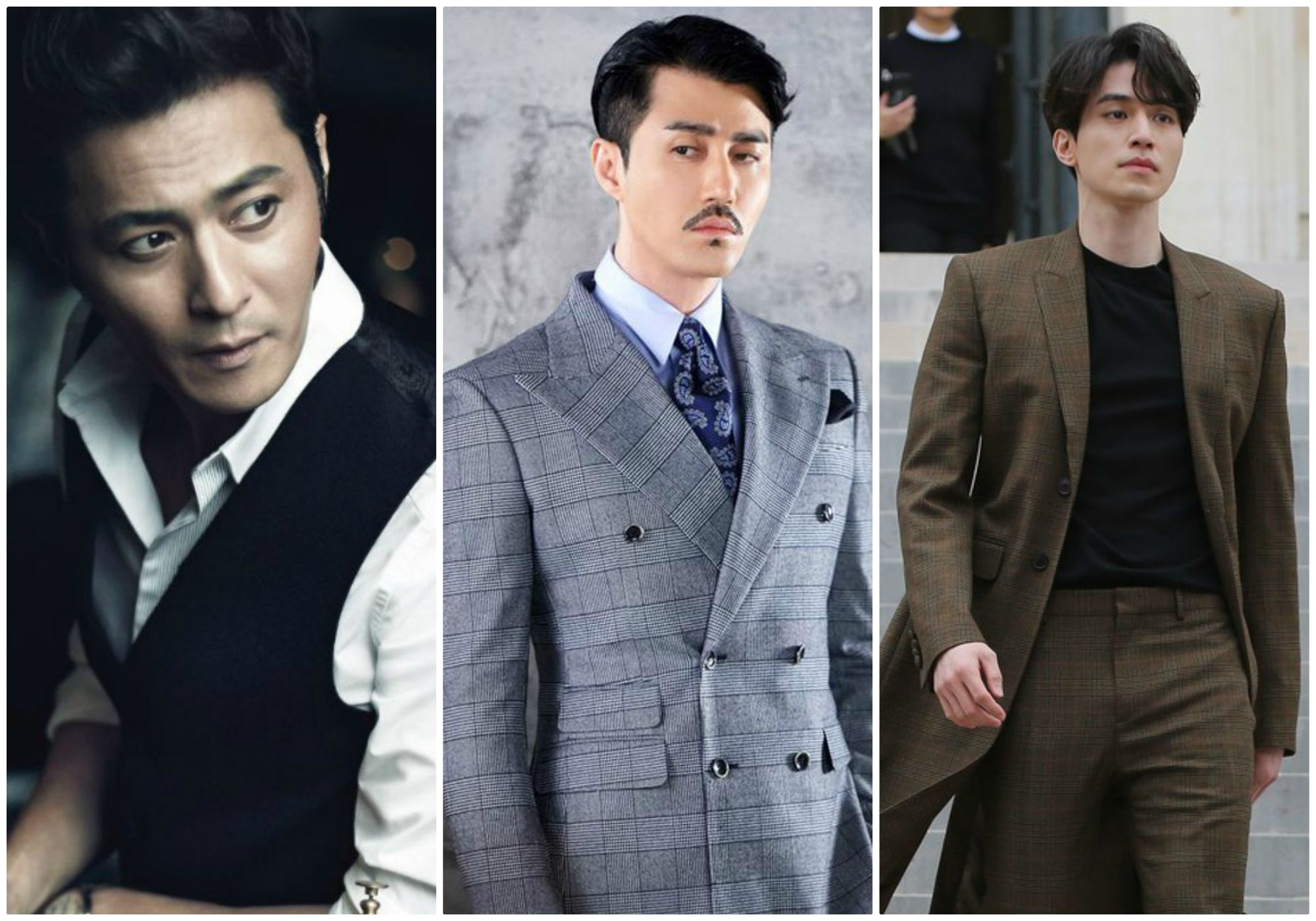 [K-Star]: 5 Korean actors U40 is still handsome and captivated
