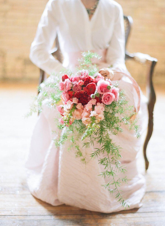 Blush Pink Valentines Day Shoot