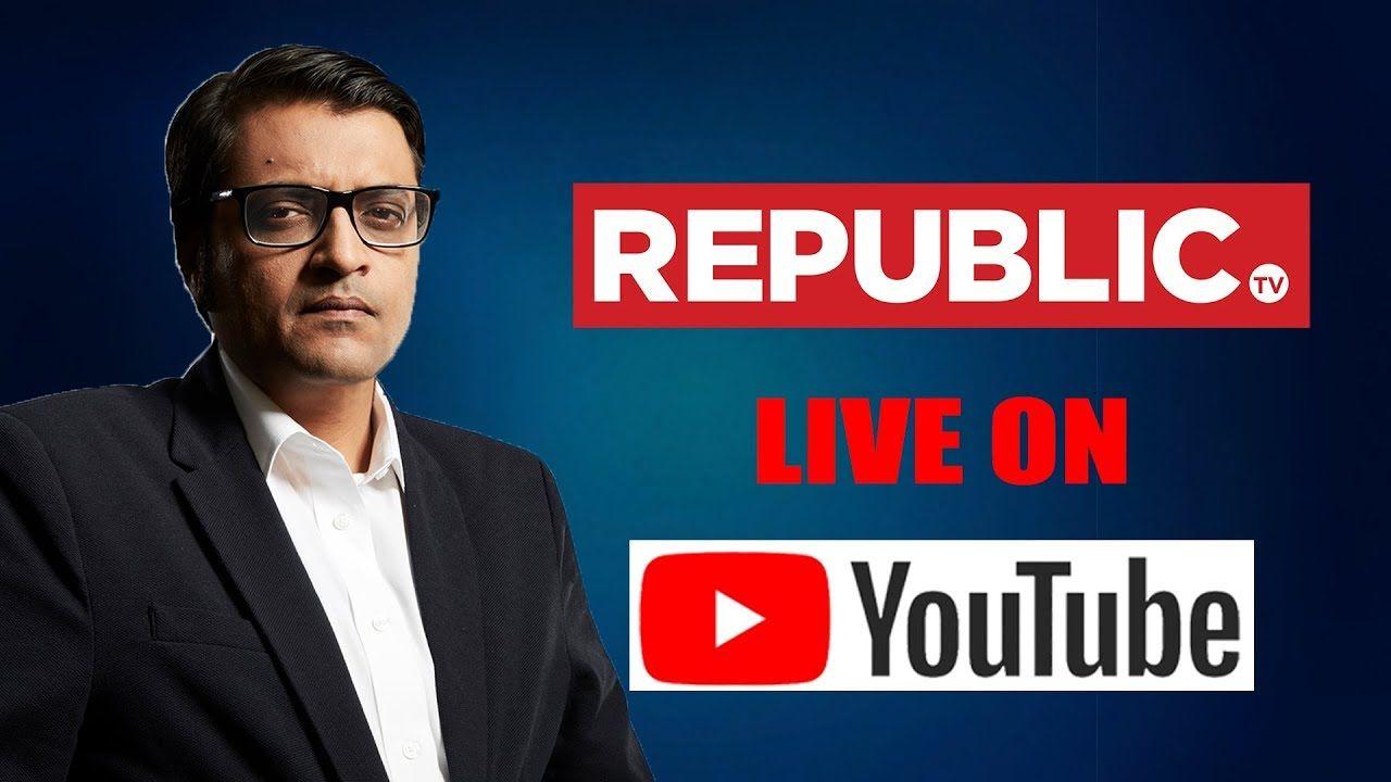 Image By Aritra Chowdhury On Republic In 2020 English News Arnab Goswami Living English