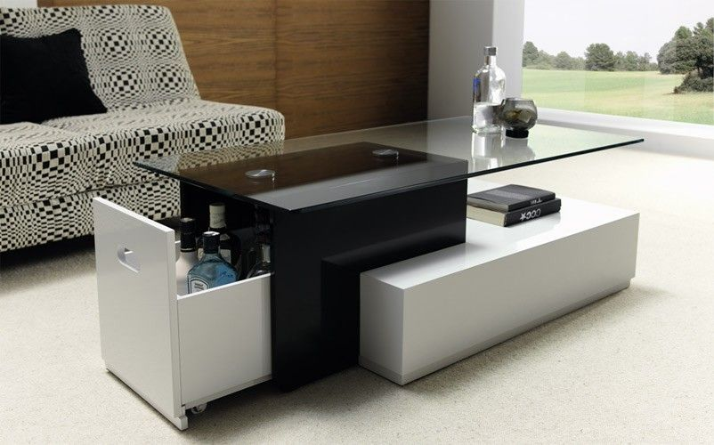 salas abatibles modernas - Buscar con Google sala comedor - mesas de centro de diseo