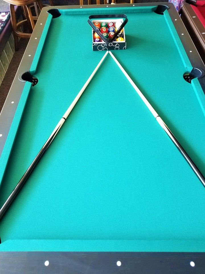 Brandon With Dining Top AC Billiards Barstools Pinterest - Pool table no pockets
