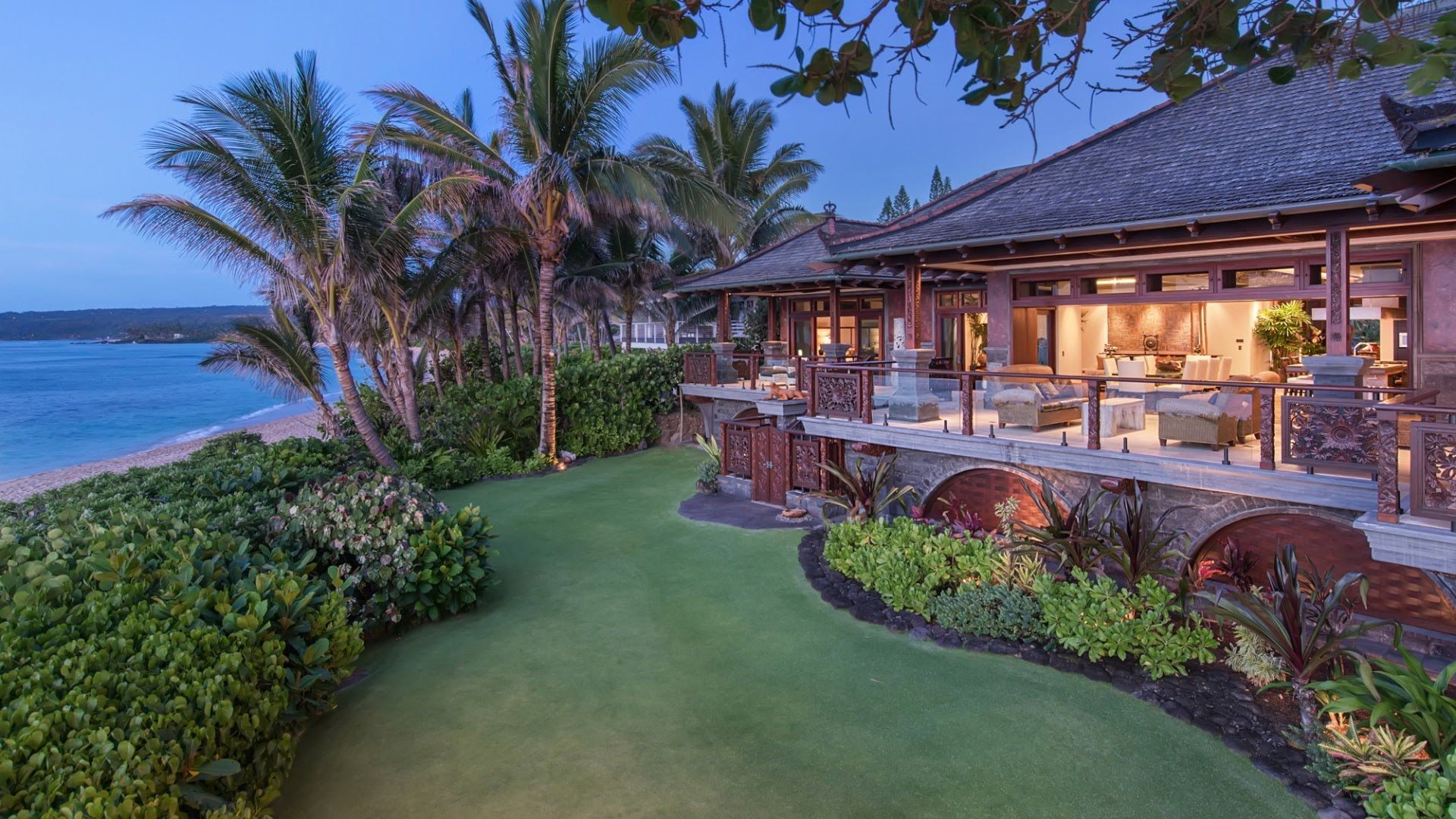 Rental Homes In Kauai Beachfront