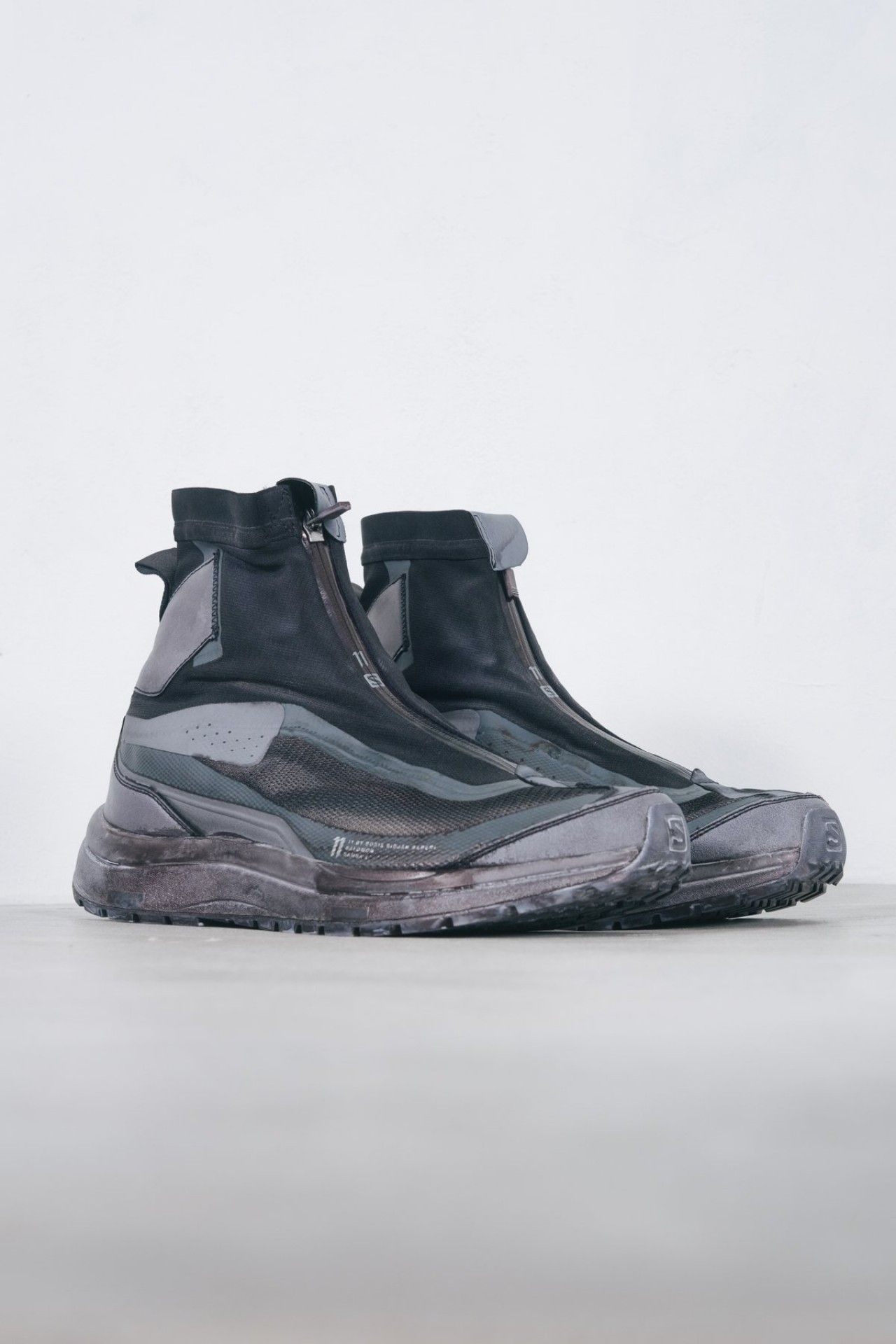 boris bidjan saberi in 2019 | Shoes sneakers, Fashion shoes