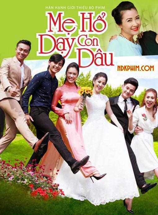 Phim Mẹ Hổ Dạy Con Dâu | SCTV14