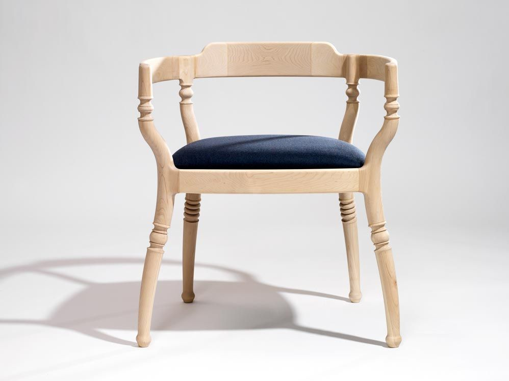 interesting look into how the chair is built Interiors Pinterest