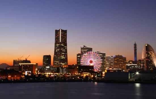 Travel Destination of the Day! Yokohama Japan