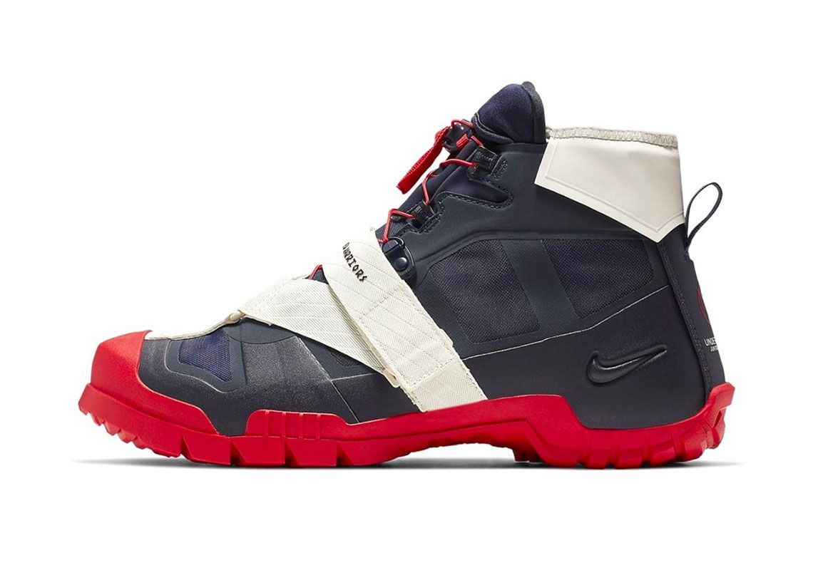 8b6da3d5cd0 Nike And UNDERCOVER Usher In Two SFB Mountain Sneakerboots Nike Sfb