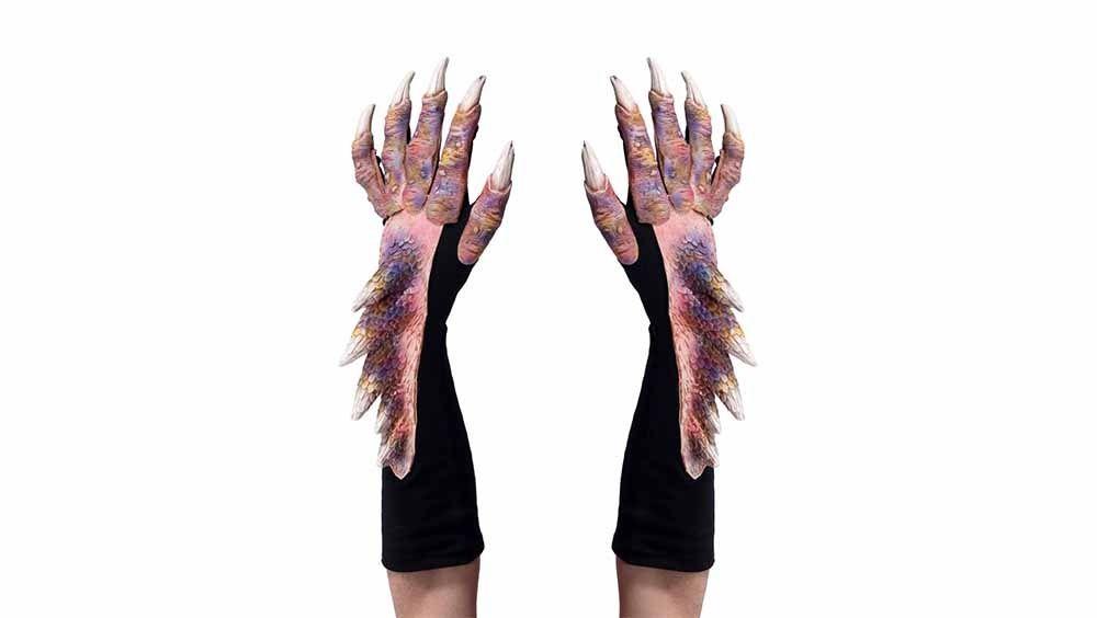 картинки перчатки дракона перед