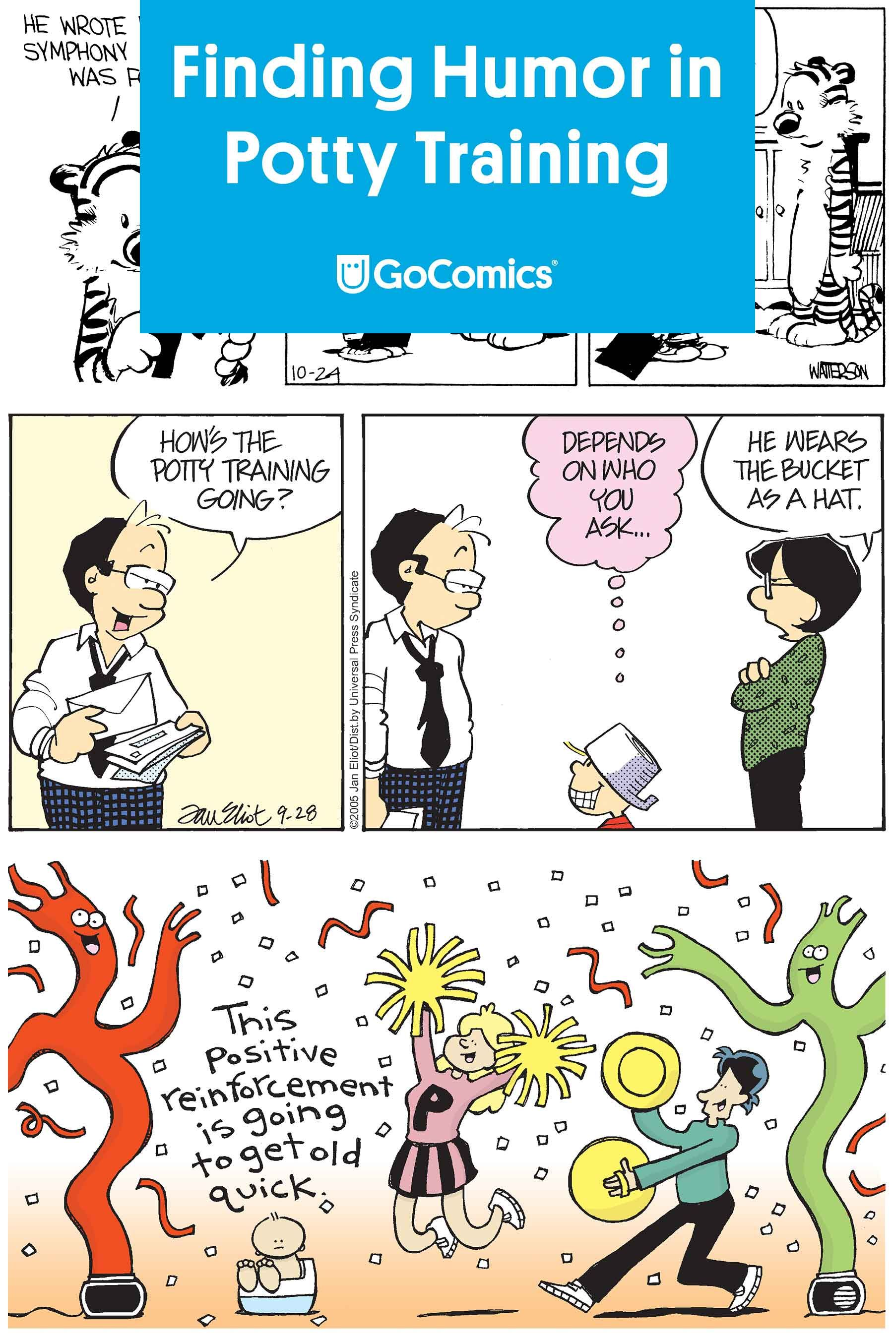 Finding Humor in Potty Training | Potty training humor ...