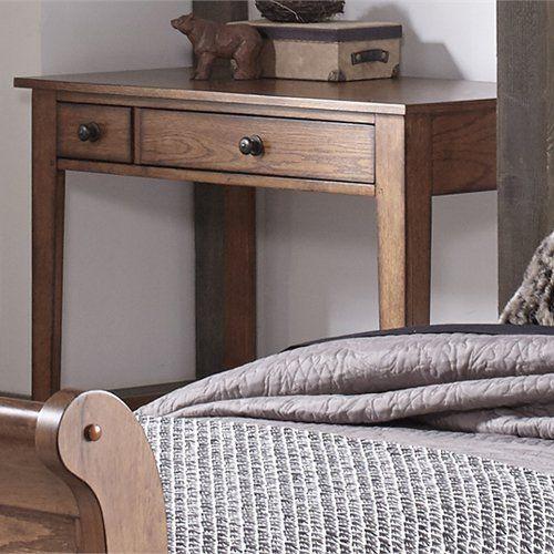 Liberty Furniture Grandpas Cabin Student Desk - 175-BR70B ...
