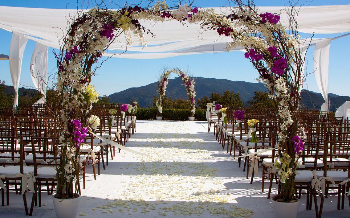 Malibu rocky oaks wedding venue malibu rocky oaks