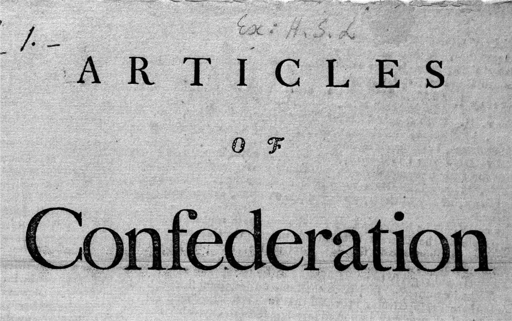 they are articles and they are pretty interesting not productive on this day in history articles of confederation adopted on nov learn more about what happened today on history