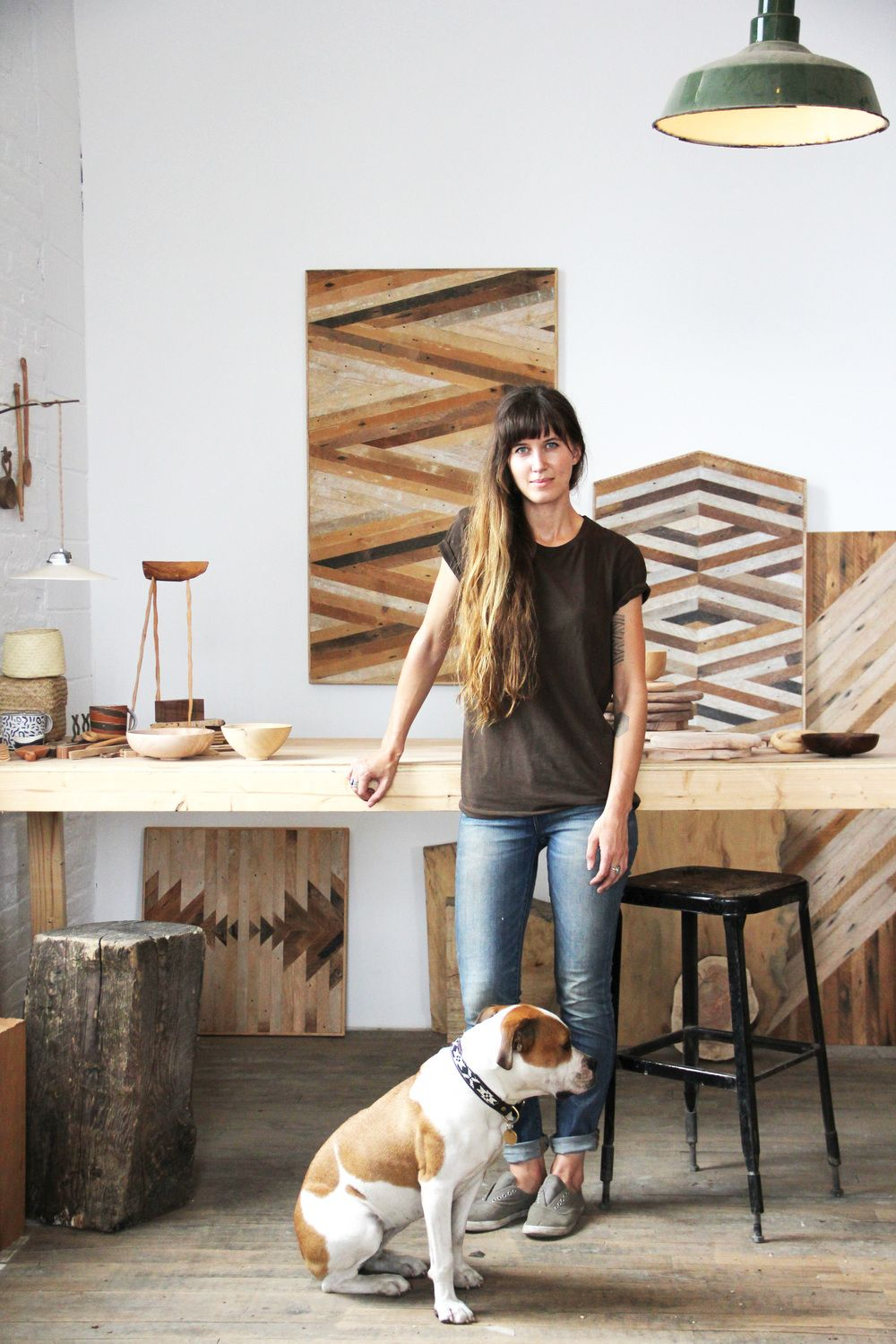 Ariele Alasko Is A Full Time Woodworker Living In Brooklyn Ny Woodworking Inspiration Wood Woodworking