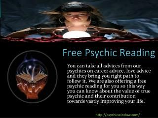 Free Psychic Question | Free psychic question | Free psychic
