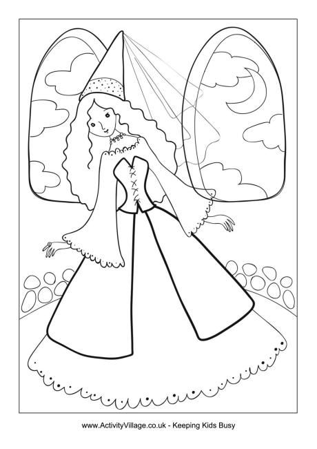 Princess In The Tower Colouring Page Cinderella Coloring Pages Princess Coloring Princess Coloring Pages