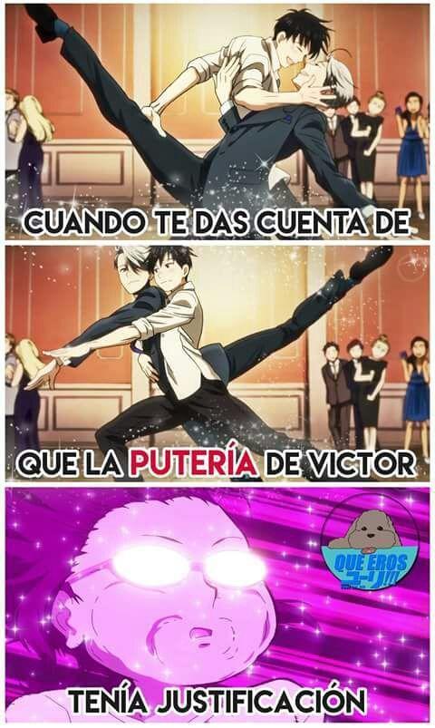 Yuri on Ice Memes Y Yaoi - Parte 101