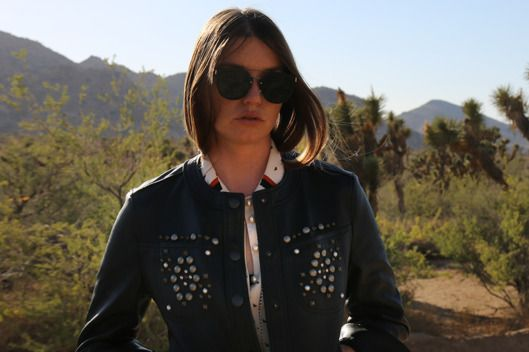 2016 Branded Content -Why she left New York for the desert: see what modern-day American authenticity means to singer-songwriter Ali Beletic.