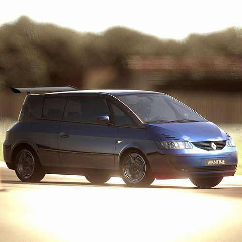 Avantime / Gran Turismo 5