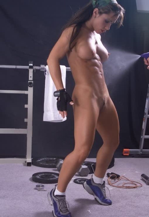 Exercise nude pics