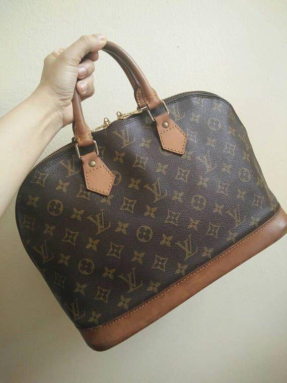 Louis Vuitton Handbag Vintage Monogram