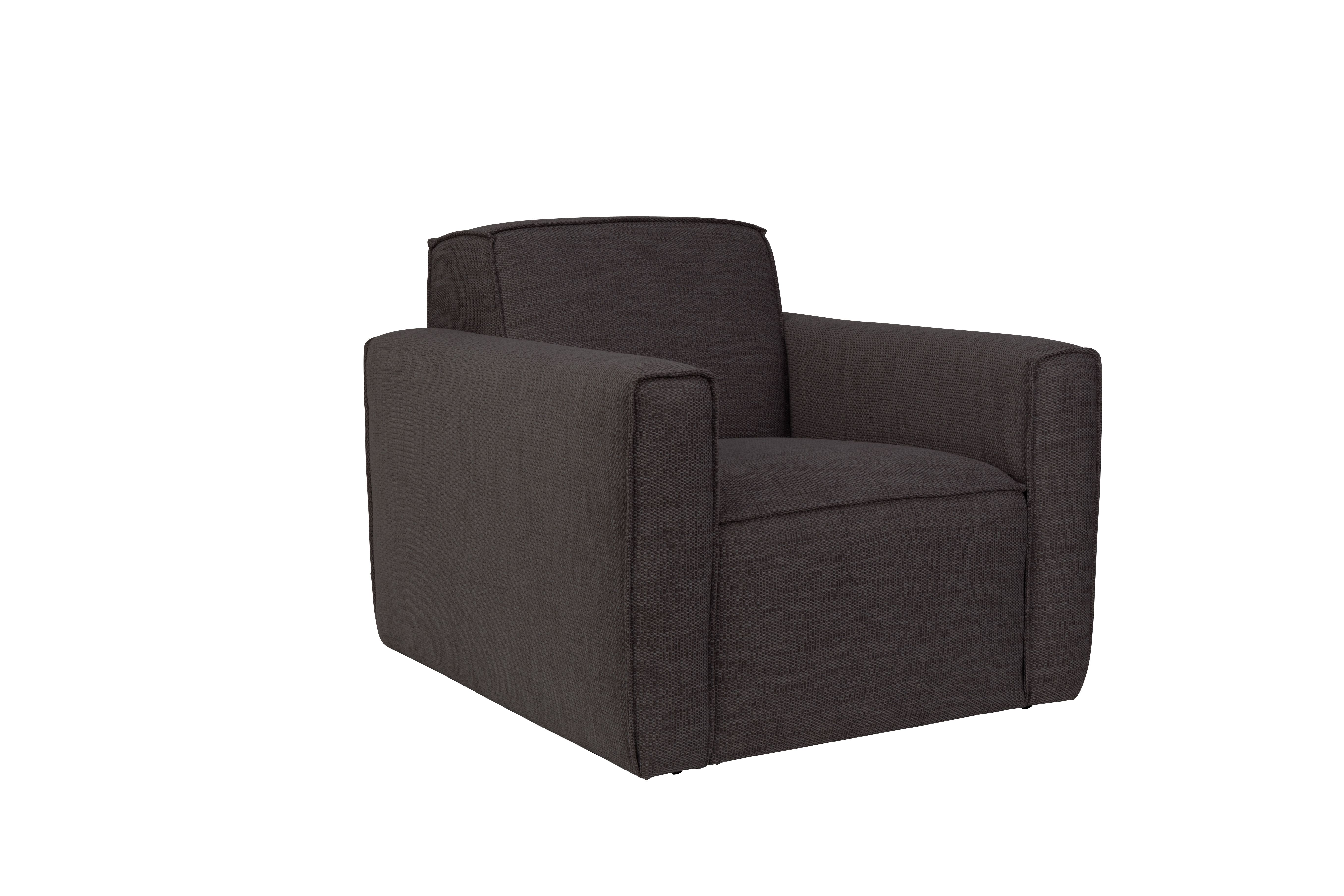 Bor Sofa 1 Seater Zuiver Comfy Armchair Comfortable Armchair Seater