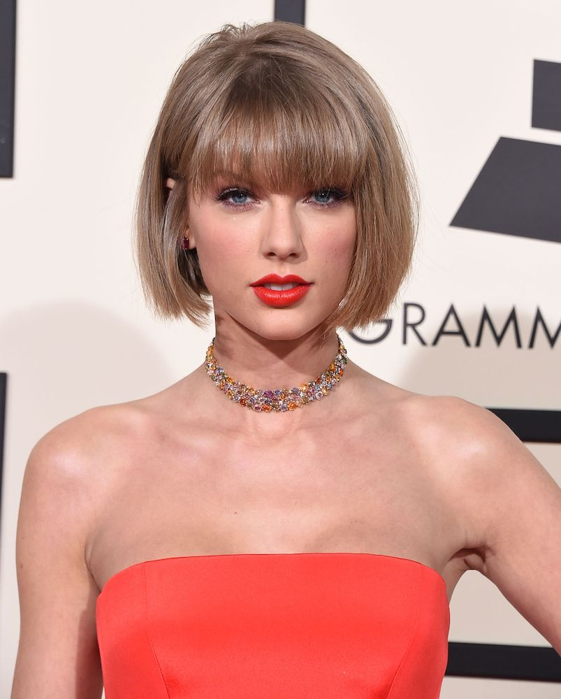 Grammys red carpet beauty review thefashionspot hair we