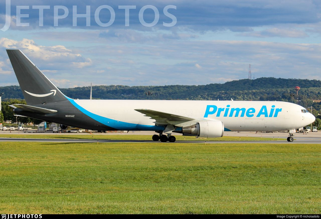 Airline Amazon Prime Air (operated by Air Transport