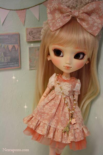 Nerea Pozo Custom Pullip Doll Lara Duette By Joannev114