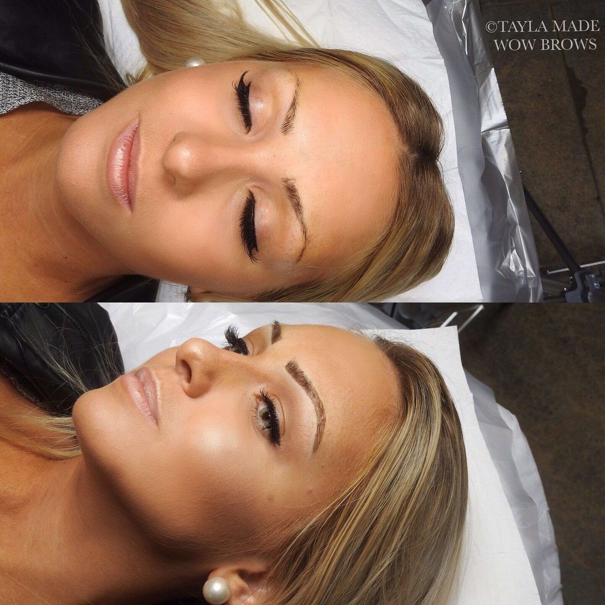Hair Stroke Feather Touch Microblading Microstroke ...