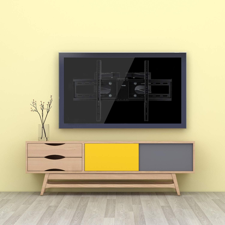 Vemount Corner TV Wall Mount Bracket for 30-65 inch Samsung