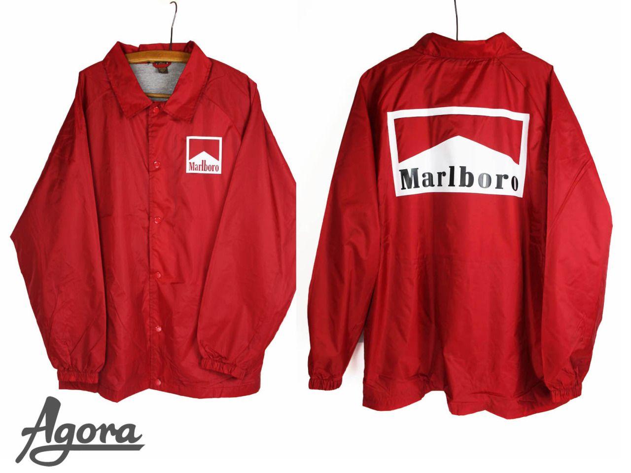 Agoravintage Marlboro Clothing Clothes Marlboro Jacket