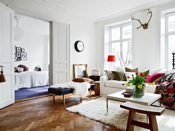 herringbone floors