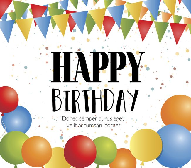Editable Design For Happy Birthday S Greeting Cards Featuring Swappable Backgrounds As Well As E Birthday Card Online Birthday Card Maker Happy Birthday Cards