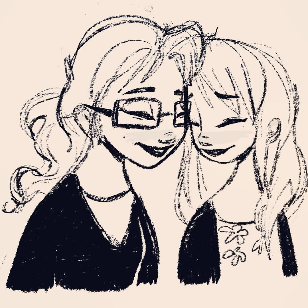 Mother And Daughter Drawings Google Search Mother Daughter Art