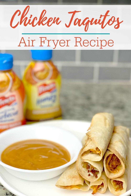 Air Fryer Taquitos Recipe images