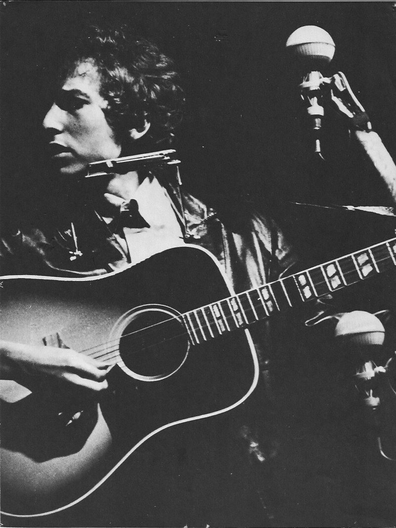 Bob Dylan - Newport Folk Festival, july 25, 1965.