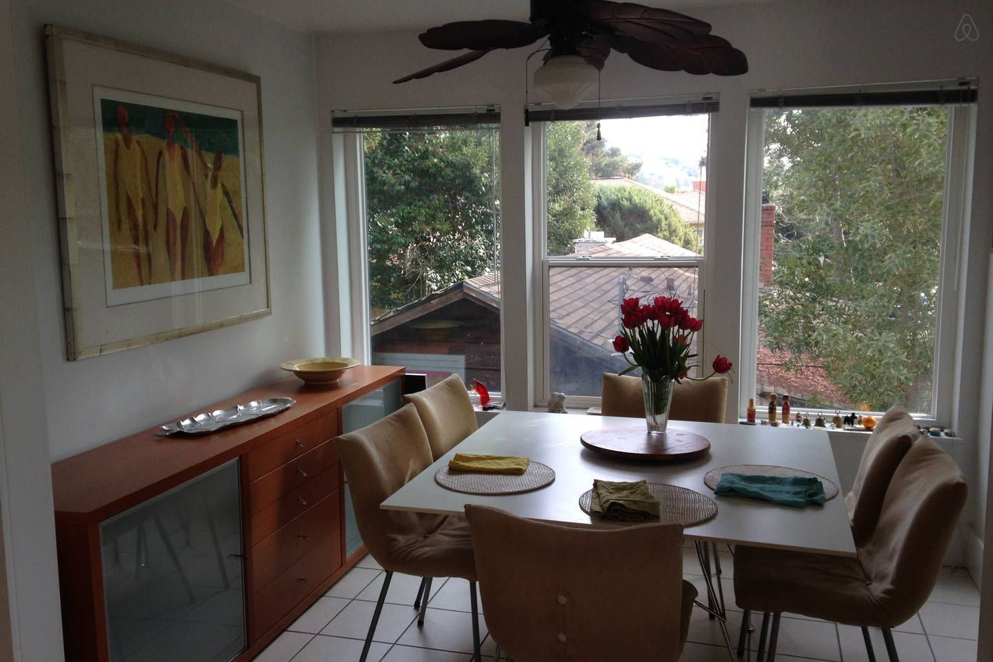 Small Town 2BR/2BA Near SF vacation rental in Mill