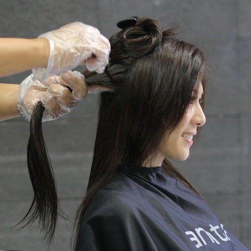 Pengertian Manfaat Dan Proses Laminating Rambut Rambut Lurus Perawatan Rambut Rambut