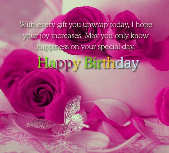 Birthday Roses For You Free Flowers eCards Greeting Cards – 123 Greeting Cards Birthday