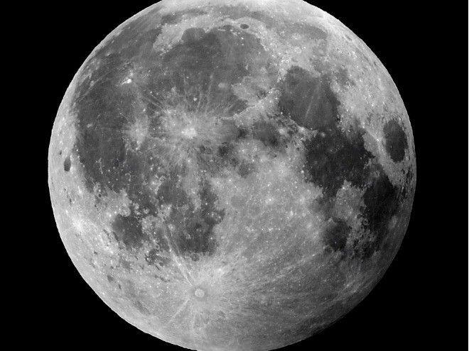 El fisurado aspecto de la luna http://ow.ly/fUk5z #MIT #Moon