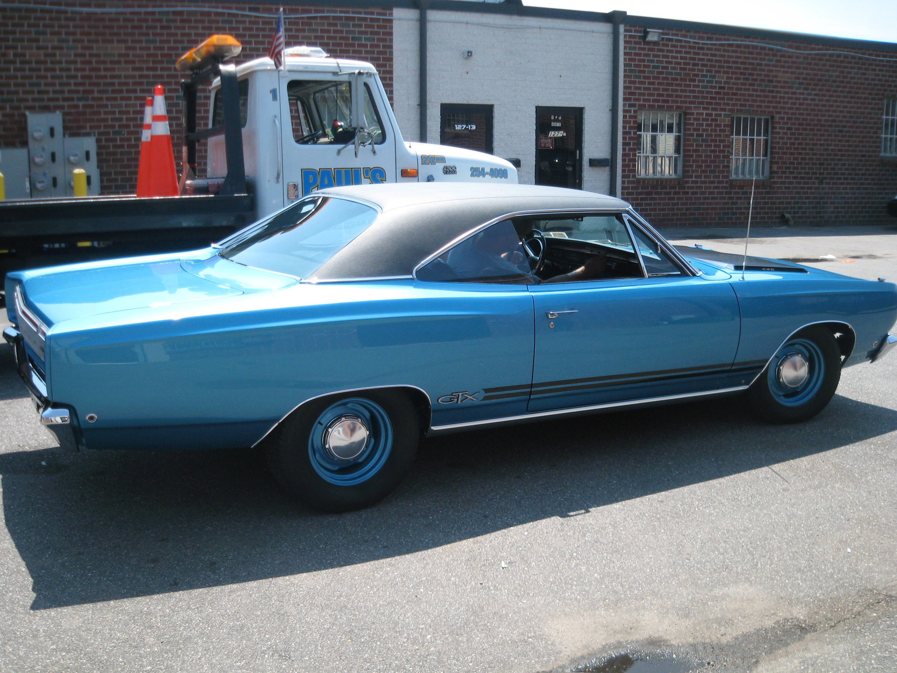 1968 Plymouth GTX $49,900 Body Type: Muscle Model Year: 1968 ...