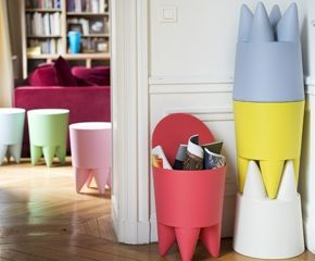 xo design by philippe starck hocker bubu petits meubles pinterest petit meuble mobilier. Black Bedroom Furniture Sets. Home Design Ideas
